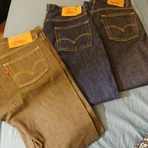 SOLD Levi Jeans